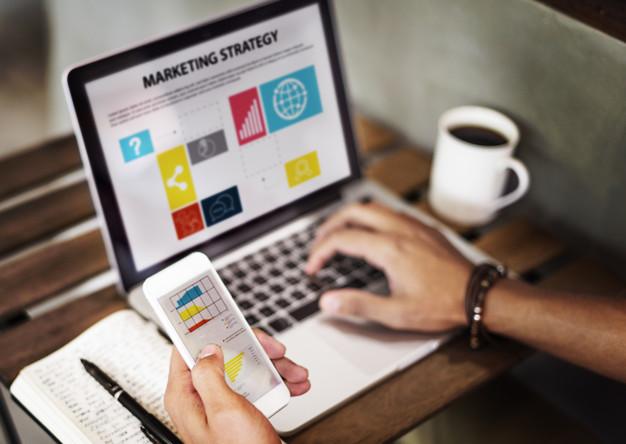 métiers du marketing digital